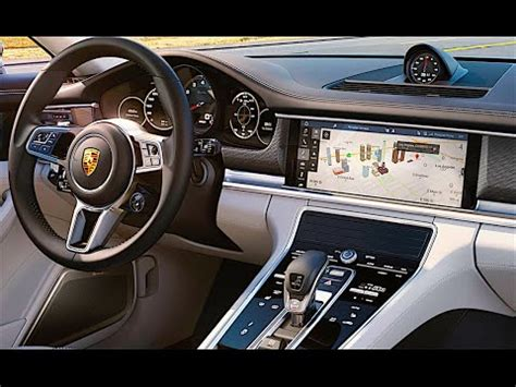 porsche cars interior porsche panamera 2017 interior porsche panamera turbo