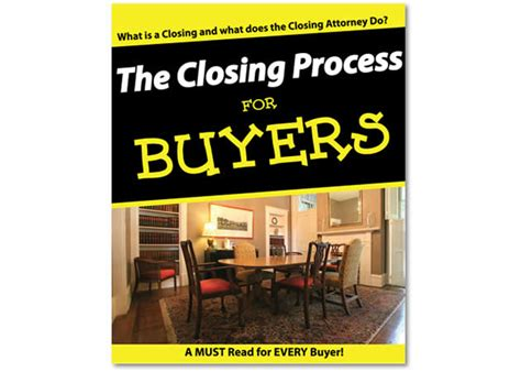 buying a house closing process step by step guide to the closing process joel gerber