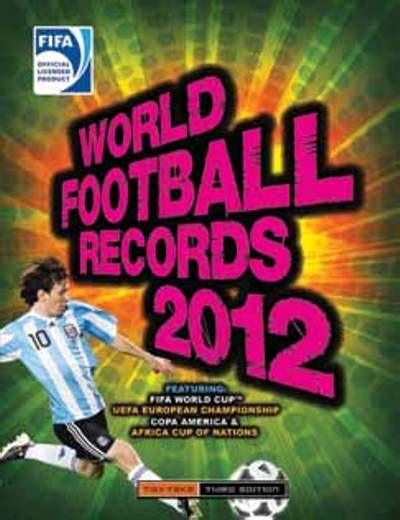 libro world football records 2015 world football records 2012 comprar libro en fnac es