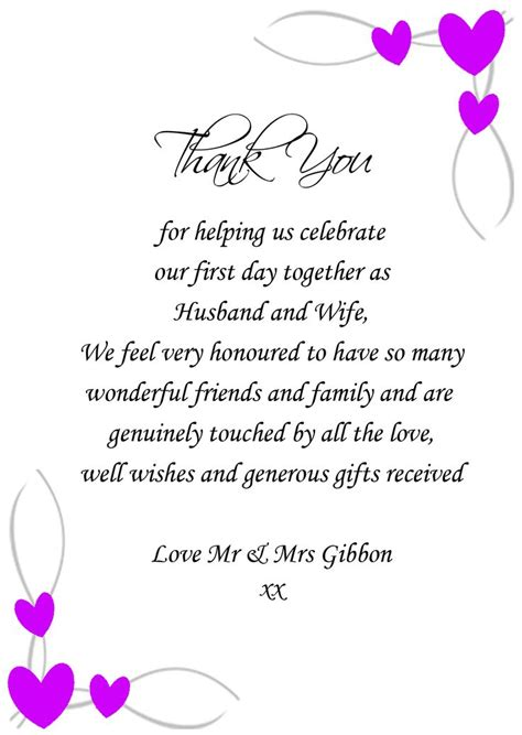 wedding thank you poems 17 best ideas about thank you poems on poems