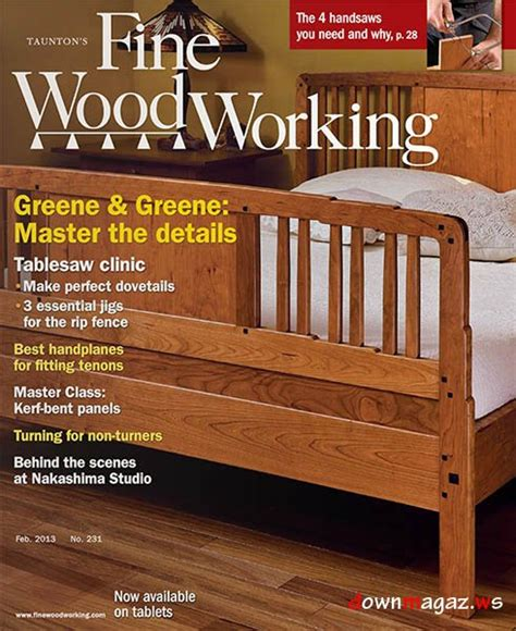 fine woodworking issue