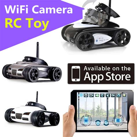 Wifi Tank Mini Ios Android Remote Rc Rechargeable new happy cow 777 270 wifi rc mini tank rc car fpv 30w pixels deformable support ios