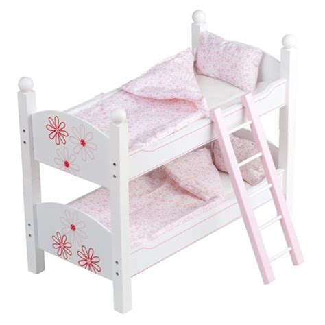 18 doll bunk bed 18 inch doll bed