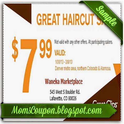 great clips haircut sale february 2014 use free printable great clips coupons for big discounts