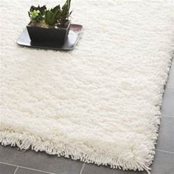 rugstudio presents safavieh shag sg140a white area rug