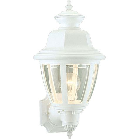 white outdoor wall lantern progress lighting white outdoor wall lantern p5737 30