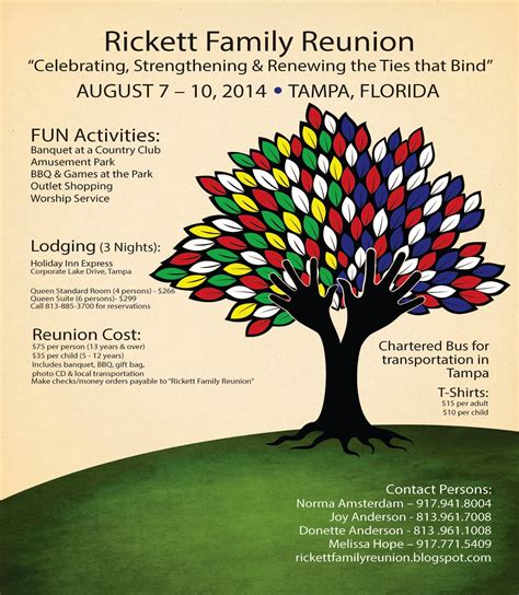 family flyer template family reunion flyer template wallpaper
