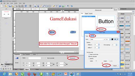 membuat game edukasi sederhana tutorial pembuatan game edukasi sederhana with sothink swf