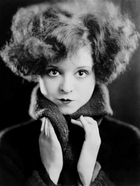 hairstyle for early 20s clara bow filmography v is for vintage