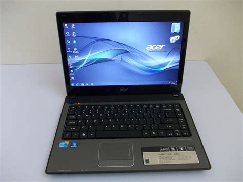 Ram Ddr3 Laptop Acer Aspire 4741 acer aspire 4741 i3 350m 2gb ram 500gb hdd vga intel hd graphics 14 inch