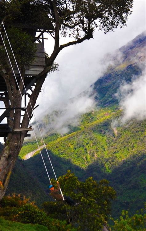 swing at the end of the world ecuador the swing at the end of the world in ba 241 os ecuador