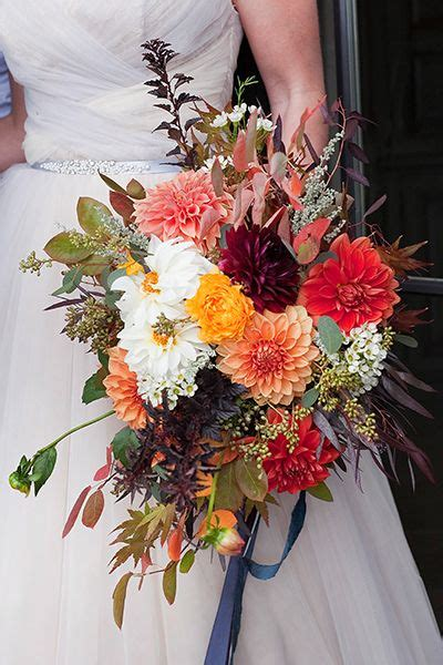 Fall Wedding Flower Pictures by 755 Best Images About Wedding Bouquet Ideas On