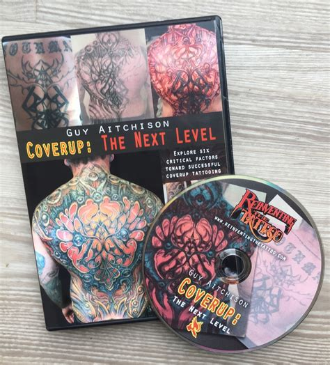 next level tattoo dvds for sale education