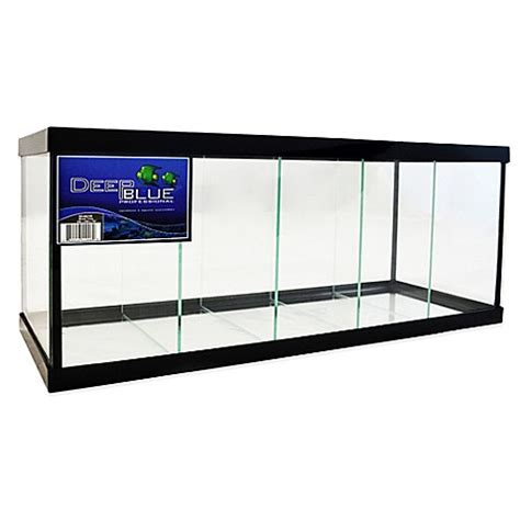 fish tank bed frame deep blue professional 2 3 gallon 5 way betta tank with black frame bed bath beyond