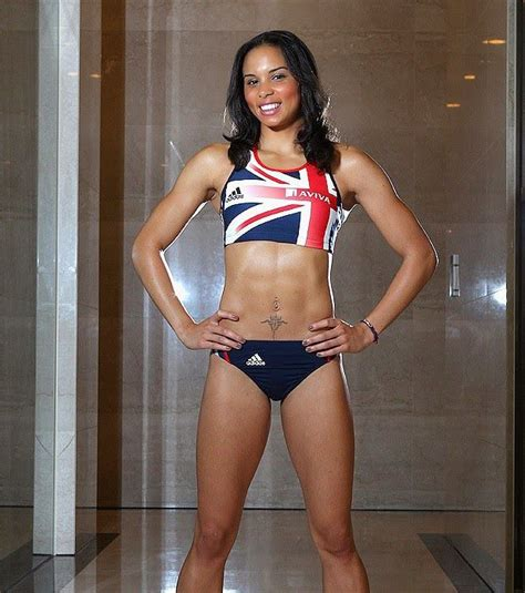 Athlete Wardrobe Malfunction by Olympic Athlete Louise Hazel Wardrobe Malfunction