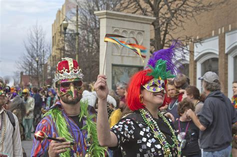 large mardi gras awesome mardi gras that aren t in new orleans