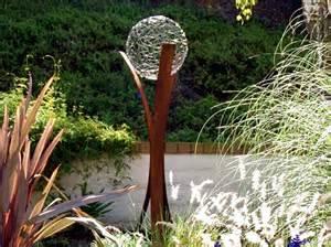 metal garden decorations how large sculptures effect is
