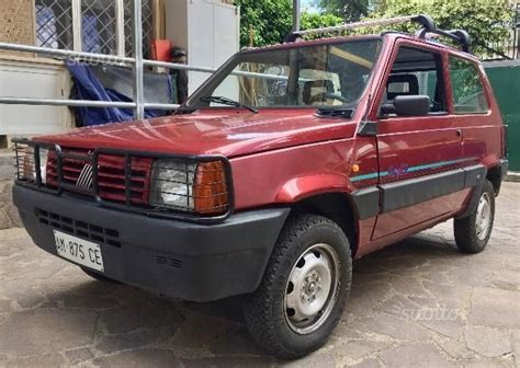 fiat panda 4x4 used cars for sale sold fiat panda 4x4 1996 used cars for sale autouncle
