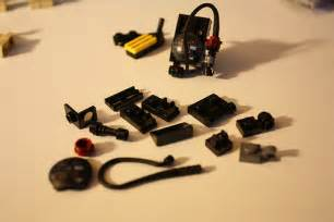 Ghostbusters Proton Pack Parts Photo