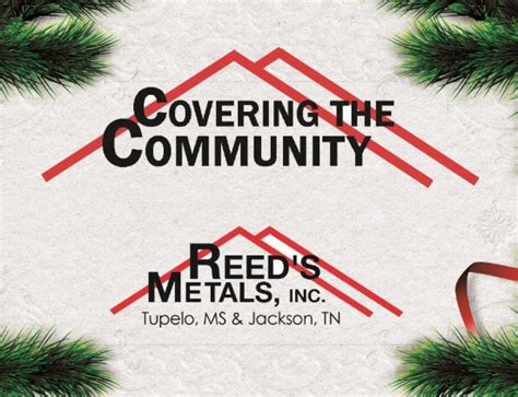 reeds metals reed s metals to give roof to someone in need wbbj tv