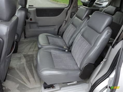 Chevy Venture Interior by Medium Gray Interior 2002 Chevrolet Venture Lt Photo