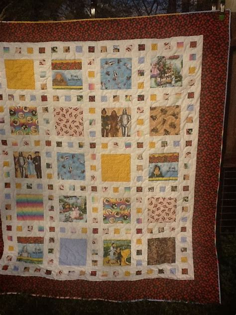 Wizard Of Oz Quilt Fabric by 93 Best Images About Oz Quilts On Striped