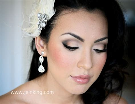Make Up Yohannes Bridal Inexpensive Ways To Create Two Bridal Looks Portland
