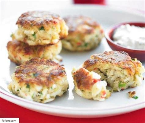 easy crab cake recipe the 10 best easy healthy recipes by bethenny frankel