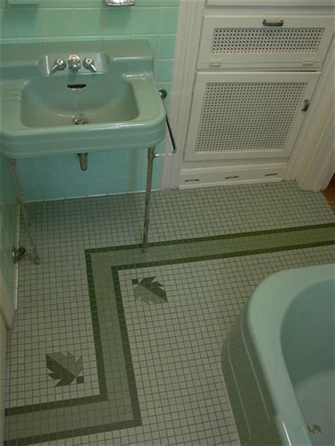 vintage bathroom tile ideas tile designs for your retro bathroom retro renovation