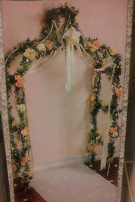 wedding arches on ebay wedding arches arbors and arches on