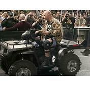 Stone Cold Steve Austin In His Favorite Car  WWE