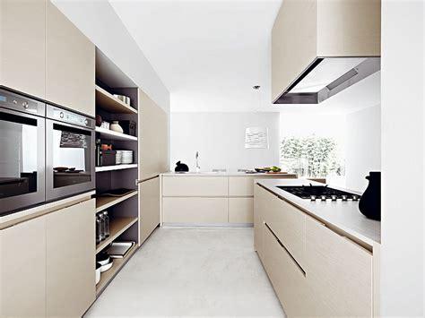 Closed Kitchen Design 15 Versatile Kitchen Compositions That Offer Modular Freedom