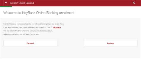 key bank banking key bank account