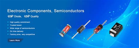 www diode topdiode manufacturer of discrete semiconductors and capacitors