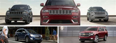 Difference Between Suv And Crossover by Differences Between Crossover And Suv Models