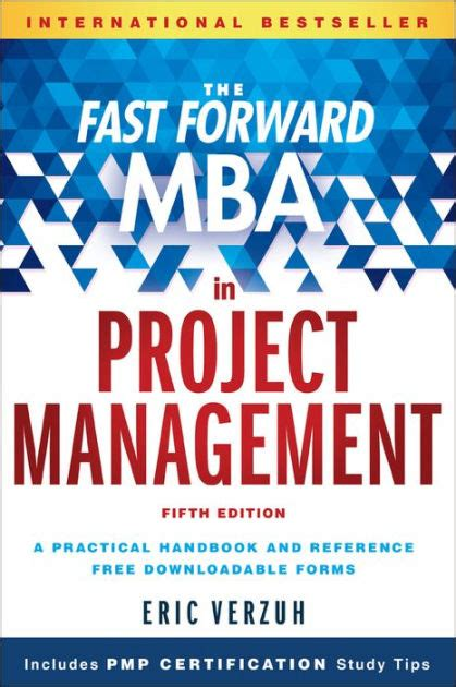 Mba In A Day Epub by The Fast Forward Mba In Project Management By Eric Verzuh