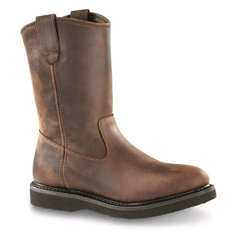 wolverine s wellington boots 87292 work boots at