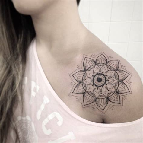 tattoo mandala girl 36 mandala lotus tattoos ideas