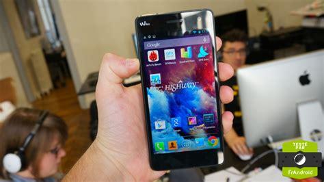 test du wiko darkmoon sur android frandroid test wiko highway notre avis complet smartphones