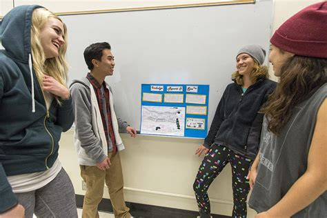 Sfsu Mba Contact by Students Get Real World Insight By Pitching Their