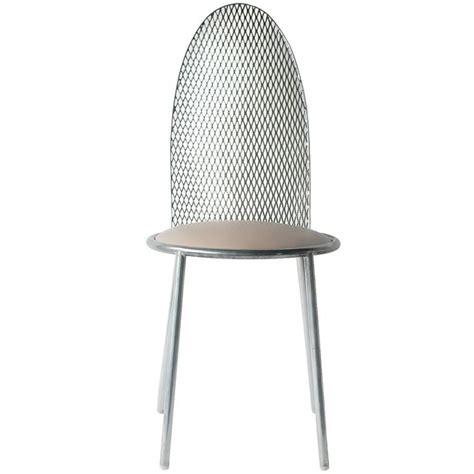 Kuramata Chair hal2 chair by shiro kuramata at 1stdibs