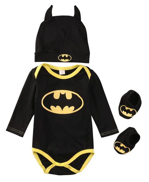 Aliexpress Buy 2016 3pcs Infant Aliexpress Buy 2016 Baby Boys Clothes Set Cool Batman Newborn Infant Baby Boys Romper