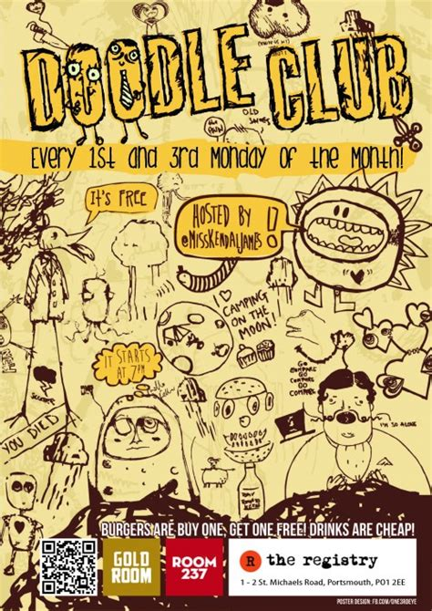 doodle club drink shop do the registry archives strong island