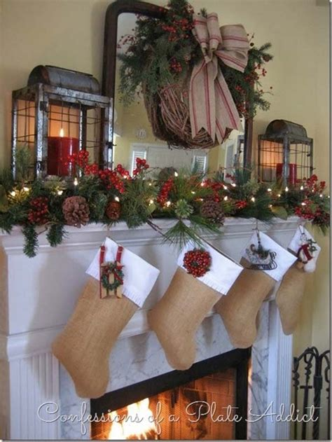 mantel decorating tips 50 absolutely fabulous christmas mantel decorating ideas