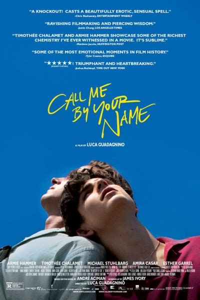movie tv call me by your name by armie hammer call me by your name film trailer omeu critic de