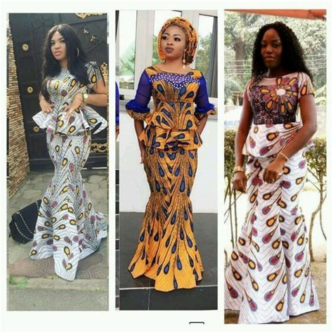 different photo of ankara styles delectable styles for your ankara peplum gowns sonypark360