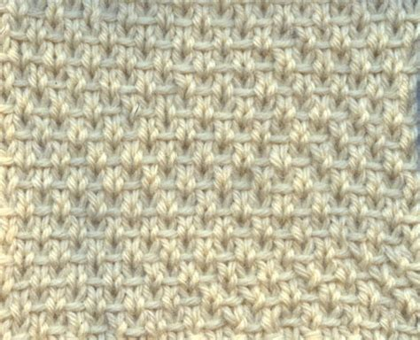 knitting stitches that lie flat how to knit the half linen stitch dummies