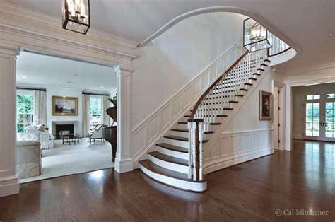 Classic Stairs Design Don Duffy Architecture Portfolio Home Design Carolina