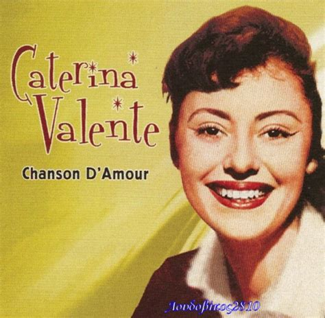 caterina valente discography at discogs caterina valente