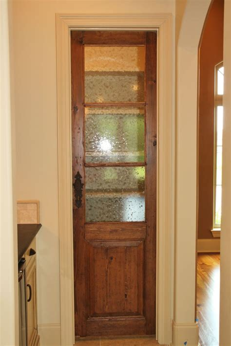 Wood Pantry Doors by Why A Cool Pantry Door Is The Secret Ingredient To A Cool Kitchen Design Designed